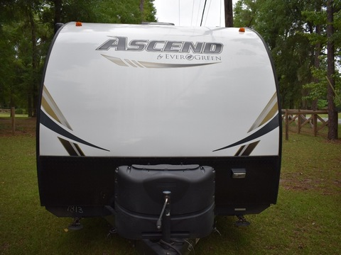 2015 Evergreen Ascend A191RB