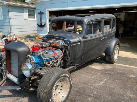 1934 Pontiac Sedan