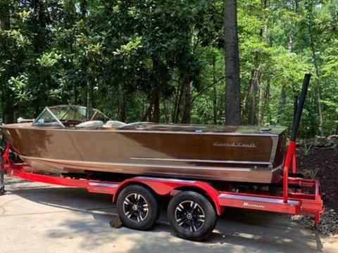 2009 GRAND CRAFT Runabout Model 26-570-01