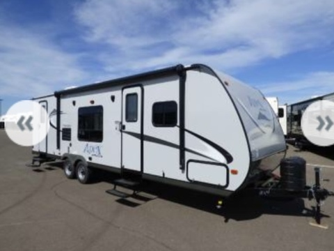 2017 Coachmen Apex ultra light 28LE 288BHS
