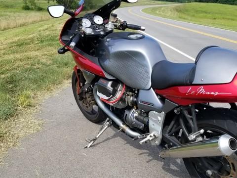 2002 Moto Guzzi V11 LeMans
