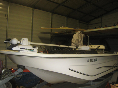 2012 Carolina Skiff 198 DLV