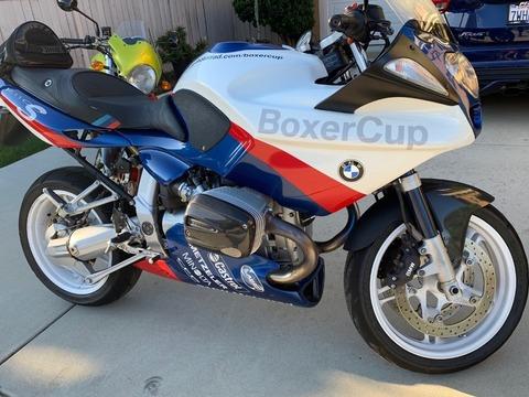 2005 BMW Boxer Cup Replika