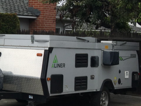 2014 Aliner Expedition Original