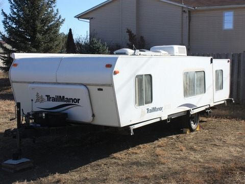 2001 Trailmanor 3023