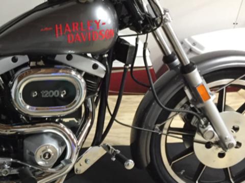 1977 Harley-Davidson FXS Low Rider Shovelhead