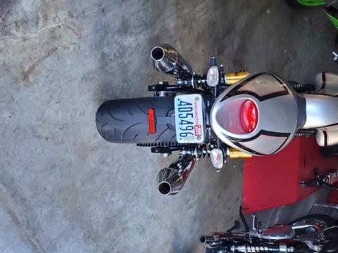 2014 Norton Motorcycles 961 Cafe racer