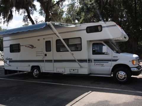 1992 Coachmen Catalina Sport 285QB