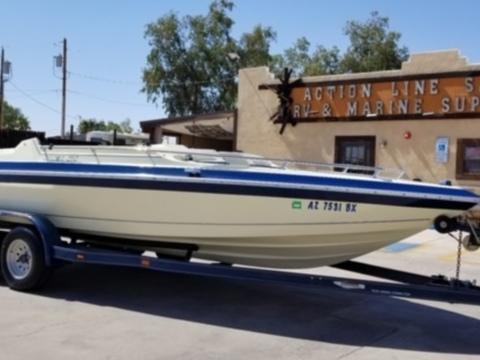 1988 Seaswirl Spyder 202