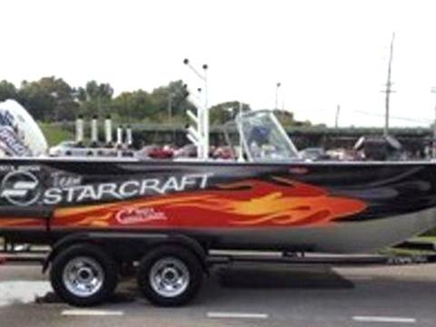 2010 Starcraft STX 2050