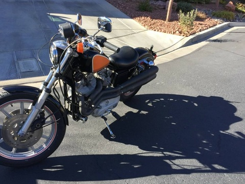 1984 Harley-Davidson XR 1000
