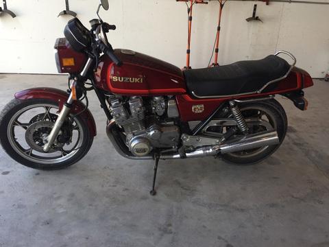 1980 Suzuki GL1100