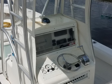 2007 Orion Center Console