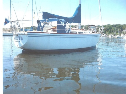 1978 Catalina Yachts 30 tall rig