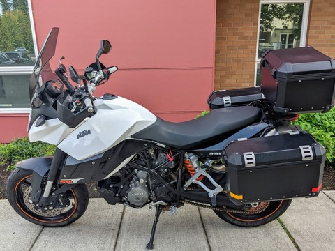 2011 KTM 990 SMT