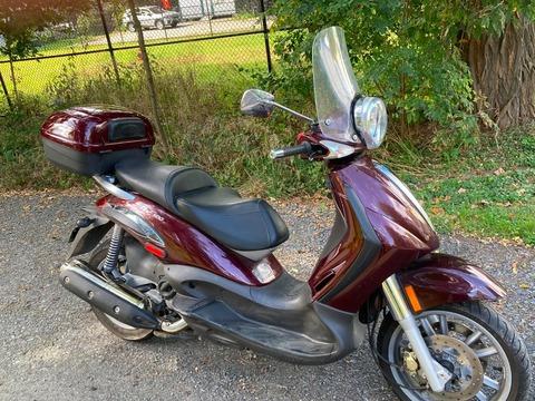2007 Piaggio BV500