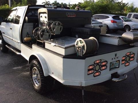 1999 Ram 3500 pickup