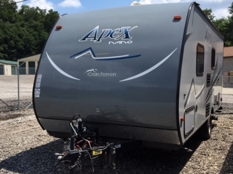 2018 Coachmen Apex Nano 187RB