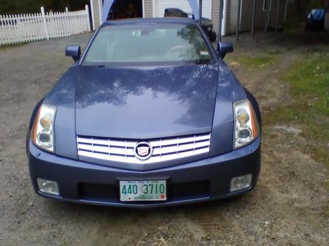 2005 Cadillac XLR CONVERTIBLE
