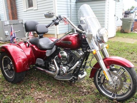 2016 Harley Davidson Freewheeler Freewheeler