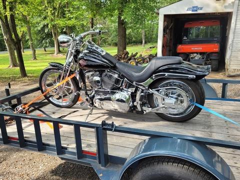 2006 Harley-Davidson Springer
