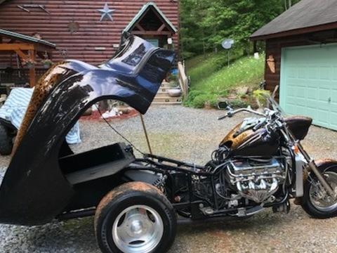 2000 Boss Hoss Trike
