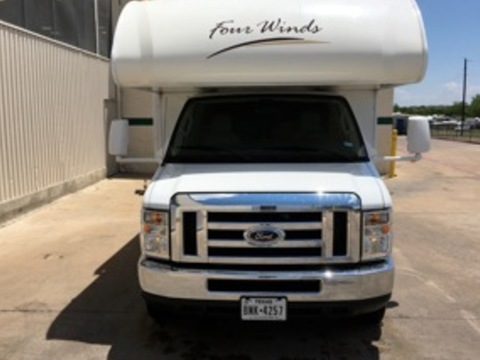 2013 Thor Four Winds 24C