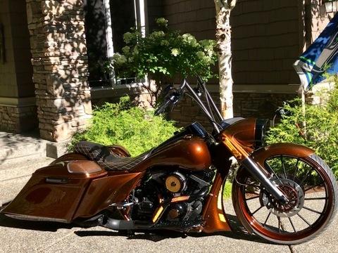 2014 Harley-Davidson FLHP