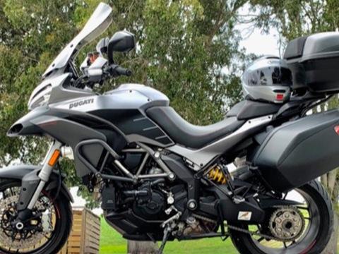 2013 Ducati 1200 S Multistrada Granturismo
