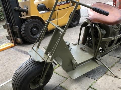 1944 Cushman AIRBORNE M53