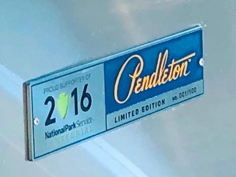 2016 Airstream Pendleton #1