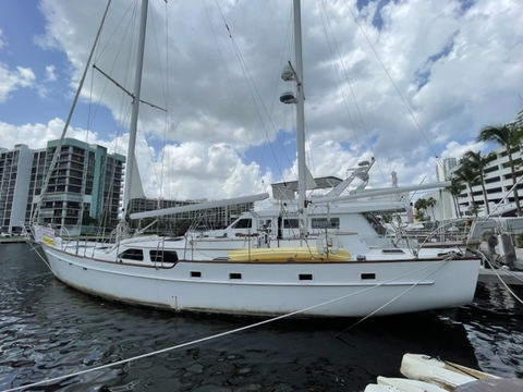 1987 Irwin 68' Sailing Yacht