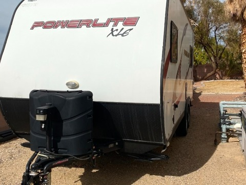 2015 Powerlite by Pacific Coachworks Ultra Lite 18XLE