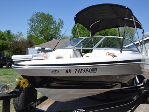 2011 Tracker Tahoe Q5SF