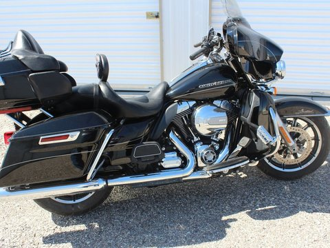 2014 Harley-Davidson Ultra-Classic Electra Glide