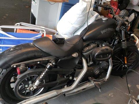 2012 Harley-Davidson XL88N