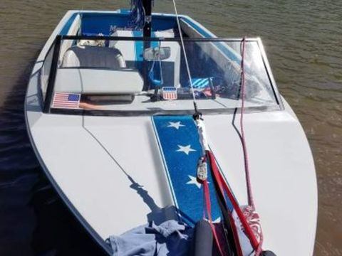1984 MasterCraft Stars and Stripes