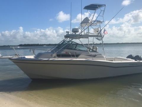 1990 Grady-White 28 Marlin