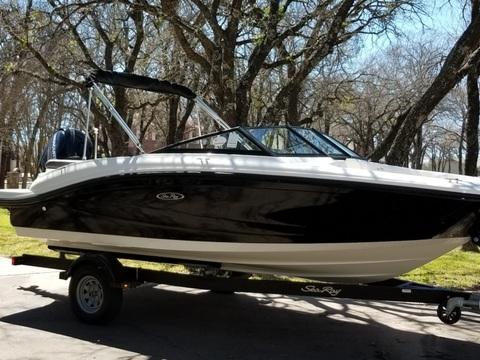 2019 Sea Ray 190SPX OB