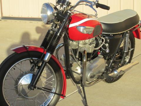 1966 Triumph Tiger 650cc