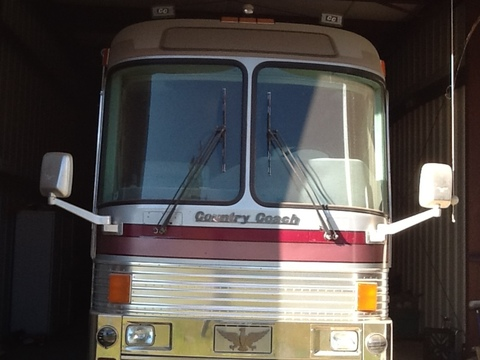 1989 Eagle by Country Coach 15 Custom