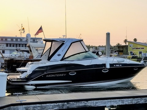 2014 Monterey 320 Sprot Yacht