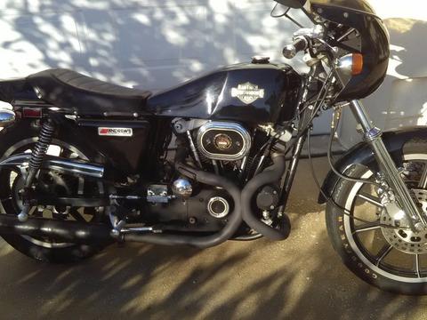 1978 Harley-Davidson XLCR 1000