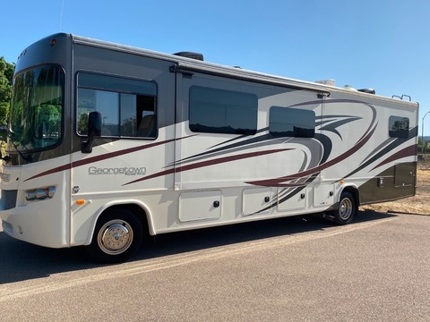 2016 Forest River Georgetown 351DS Bunkhouse