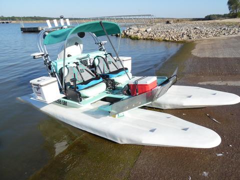 2021 Craigcat Elite II (Gulf Stream Edition) Catch It model