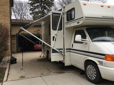 2002 Winnebago Vista 21B
