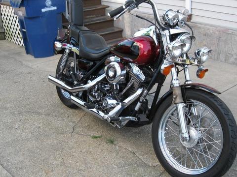 1986 Harley-Davidson low rider