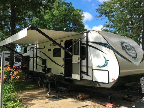 2015 Evergreen I-Go G314BDS