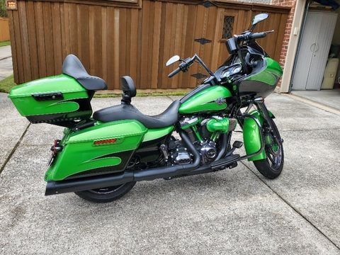 2017 Harley Davidson Road Glide Custom