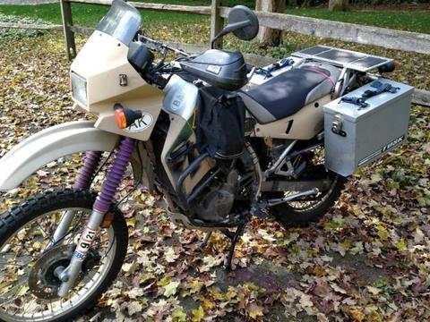 2002 Kawasaki KLR650
